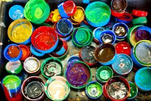 matières formes couleurs